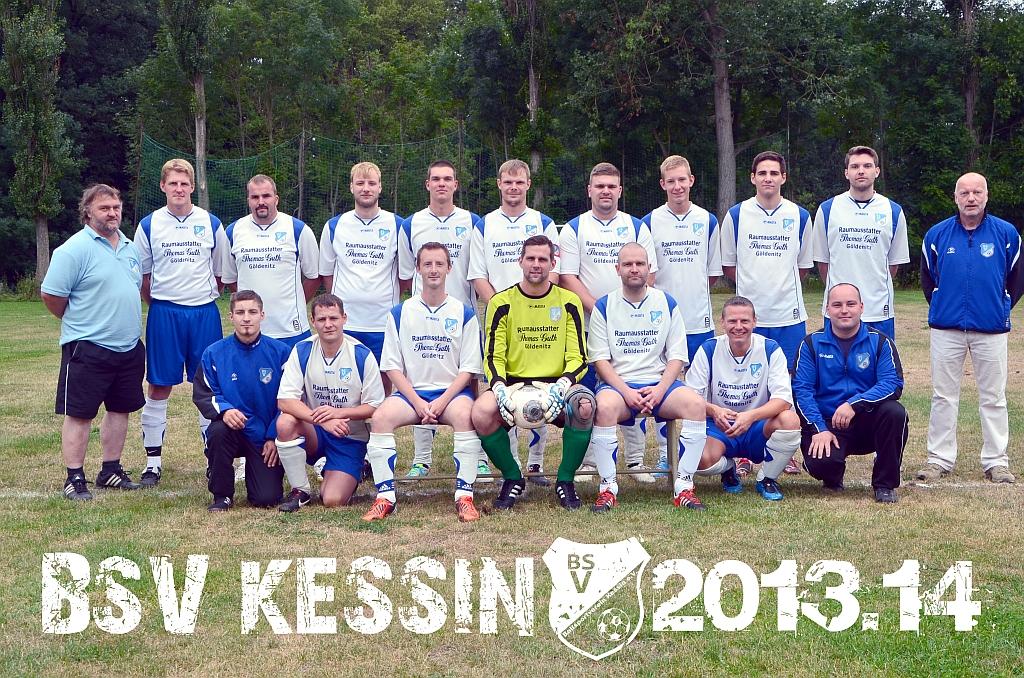 Mannschaftsfoto 2013/2014