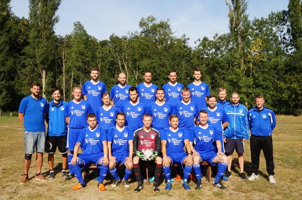 Mannschaftsfoto 2018/2019