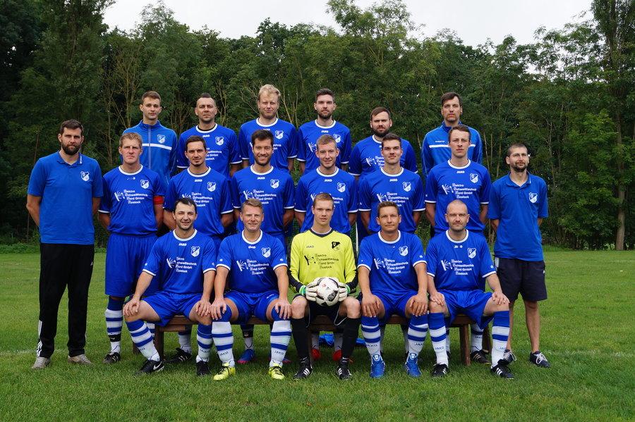 Mannschaftsfoto Fussball 2017/2018