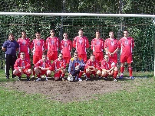 Mannschaftsfoto 2008/2009